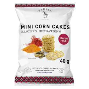 Eastern Sensation Mini Corn Cakes