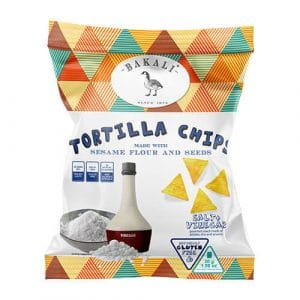 Salt & Vinegar Tortilla Chips